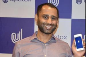 Shrini Viswanath, Co-Founder Upstox