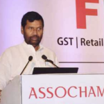 Ram Vilas Paswan, Union Minister for Consumer Affairs, Government of India at a ASSOCHAM Seminar