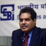 Sebi chairman Ajay Tyagi in action