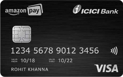 ICICI Bank launches co-branded credit card with Amazon - Finance